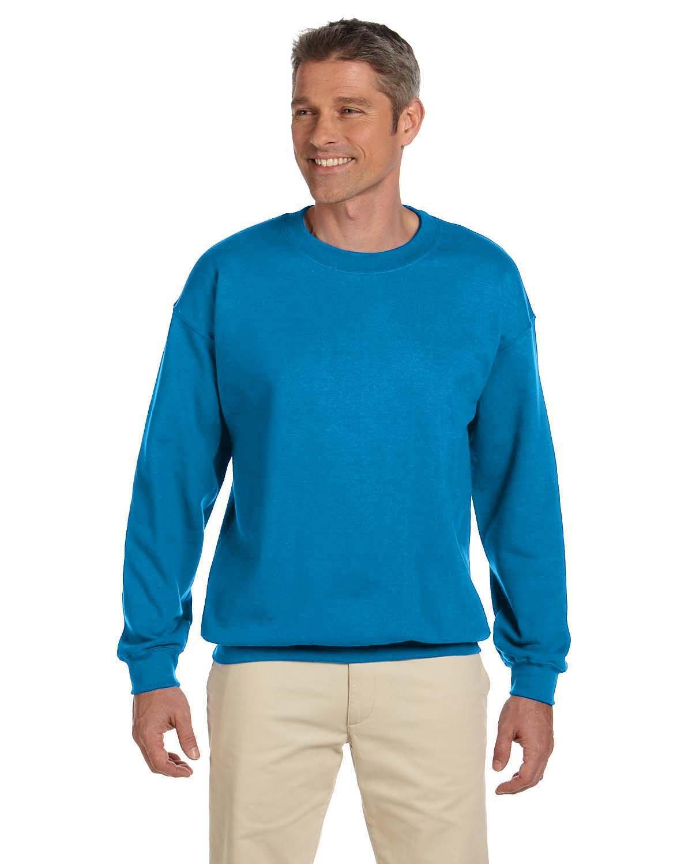 Gildan Adult Heavy Blend™ 50/50 Fleece Crew SAPPHIRE