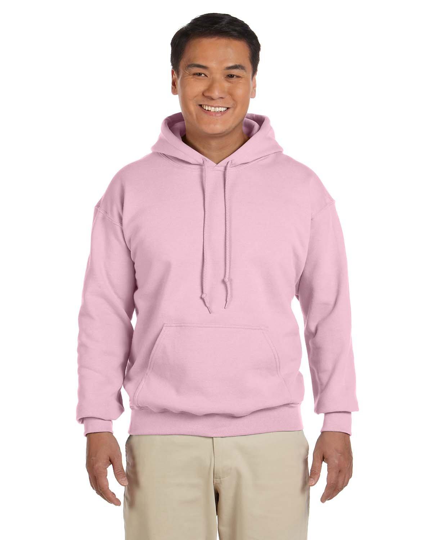 Gildan Adult Heavy Blend™ 50/50 Hooded Sweatshirt LIGHT PINK