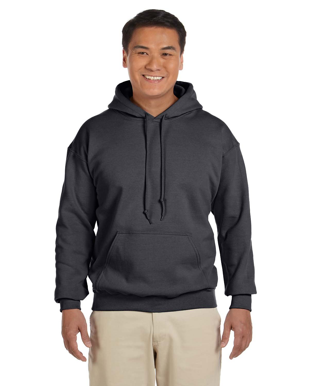 Gildan Adult Heavy Blend™ 50/50 Hooded Sweatshirt CHARCOAL