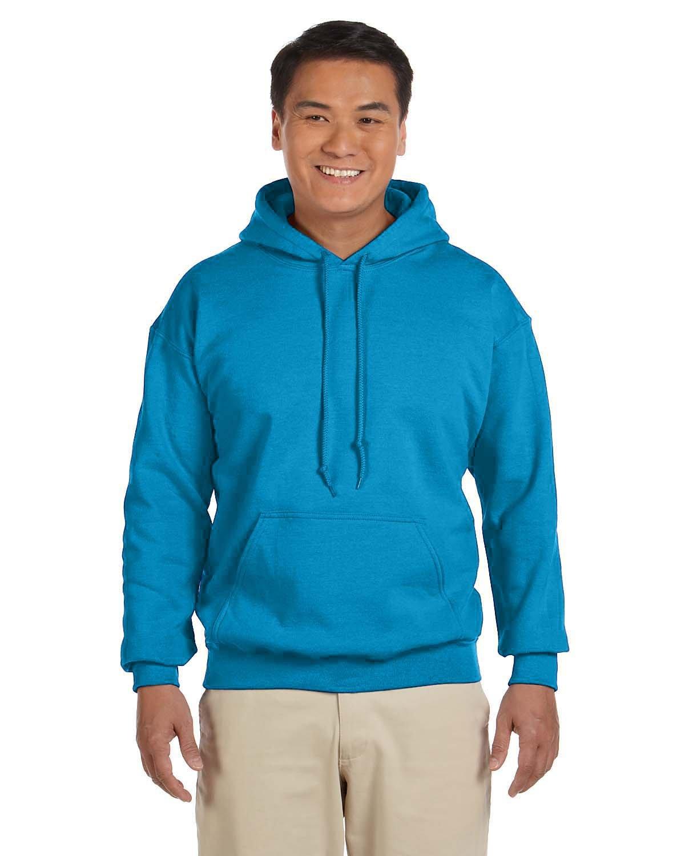 Gildan Adult Heavy Blend™ 50/50 Hooded Sweatshirt SAPPHIRE
