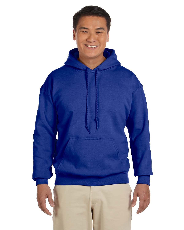 Gildan Adult Heavy Blend™ 50/50 Hooded Sweatshirt ROYAL