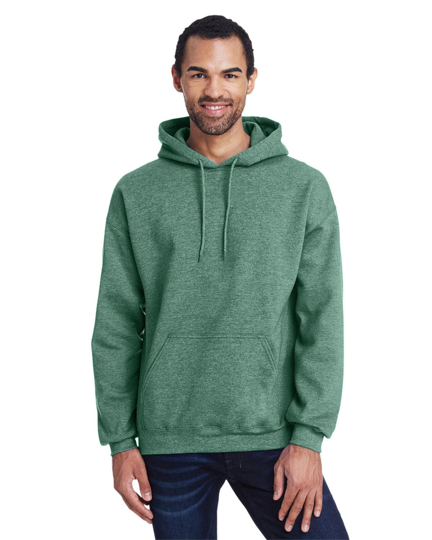 Gildan Adult Heavy Blend™ 50/50 Hooded Sweatshirt HTH SP DRK GREEN