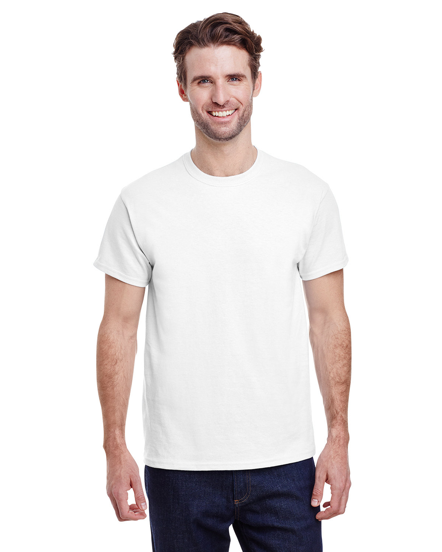 Gildan Adult Ultra Cotton® T-Shirt WHITE
