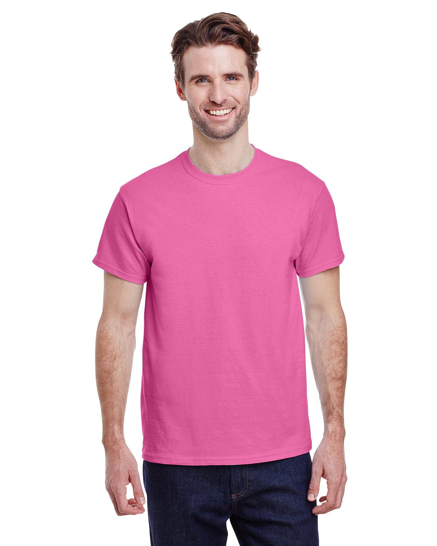 Gildan Adult Ultra Cotton® T-Shirt AZALEA