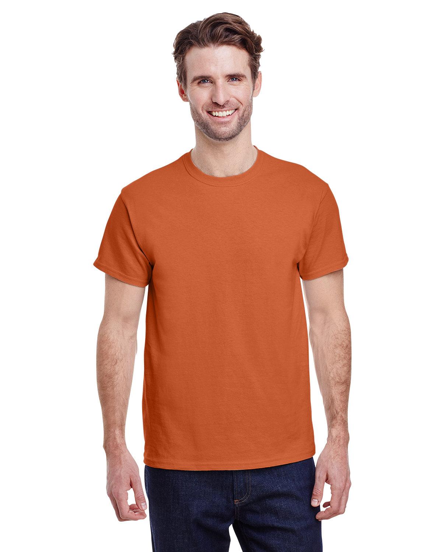 Gildan Adult Ultra Cotton® T-Shirt T ORANGE