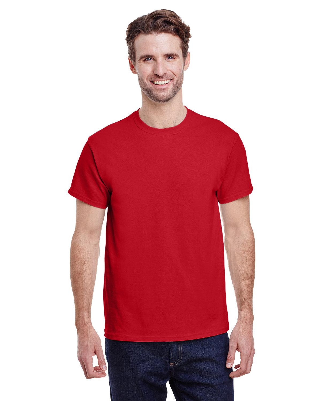 Gildan Adult Ultra Cotton® T-Shirt RED
