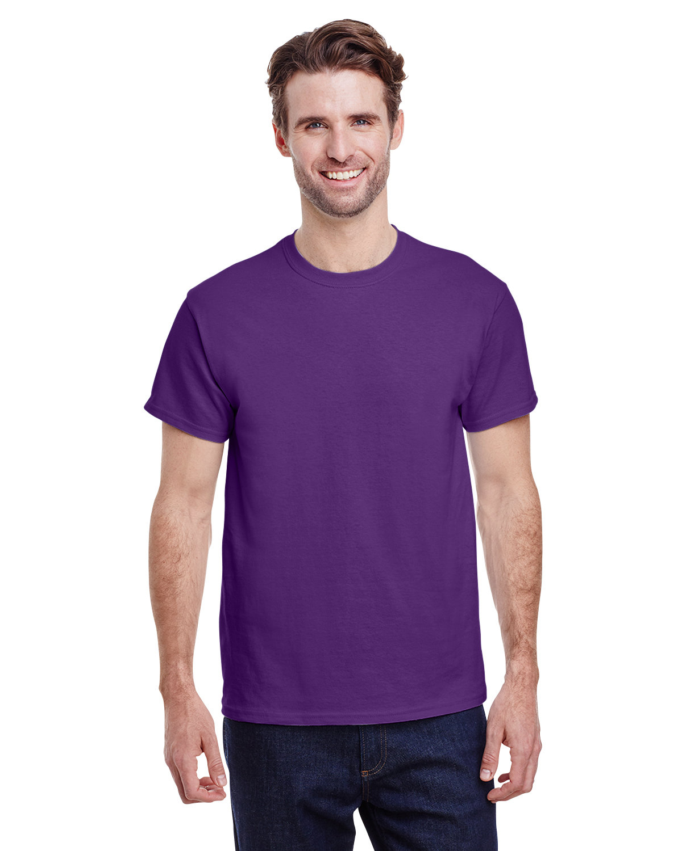 Gildan Adult Ultra Cotton® T-Shirt PURPLE