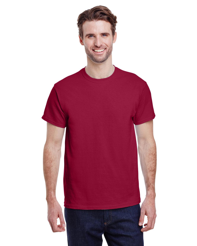 Gildan Adult Ultra Cotton® T-Shirt CARDINAL RED