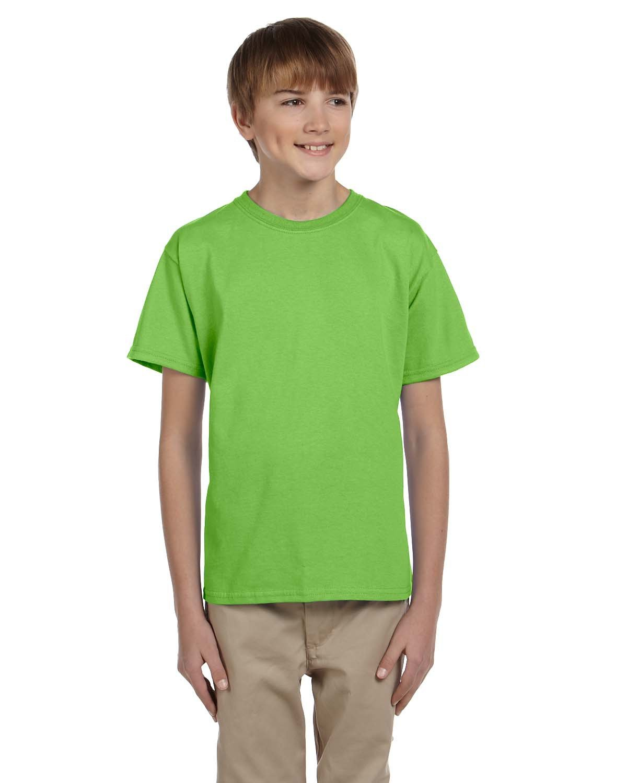 Gildan Youth Ultra Cotton® T-Shirt LIME