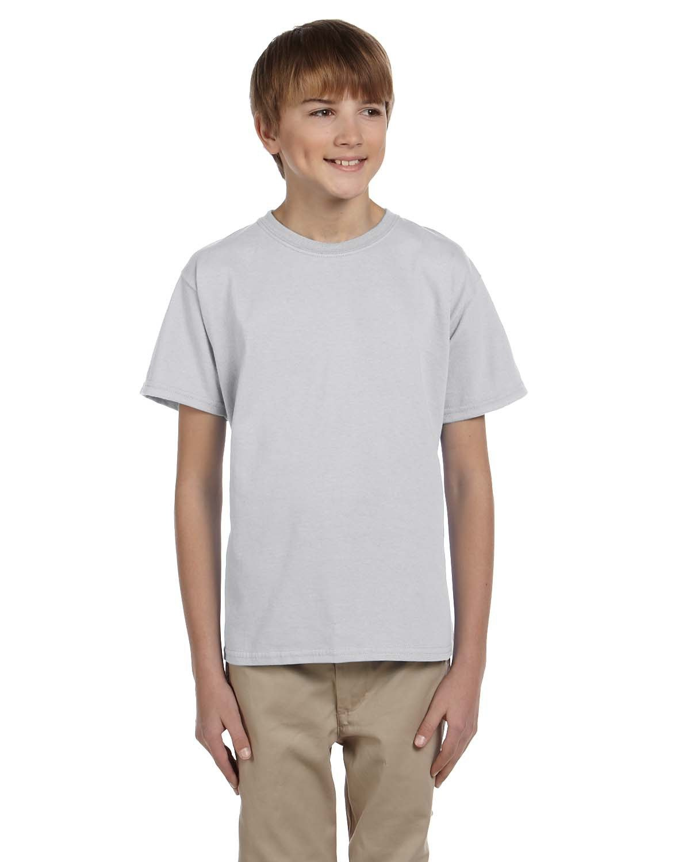 Gildan Youth Ultra Cotton® T-Shirt ASH GREY