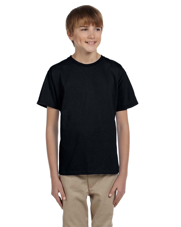 Gildan Youth Ultra Cotton® T-Shirt BLACK