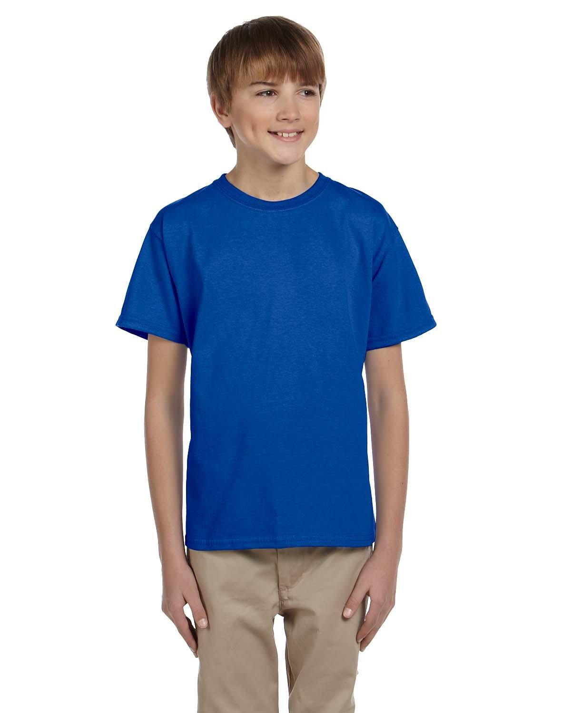 Gildan Youth Ultra Cotton® T-Shirt ROYAL