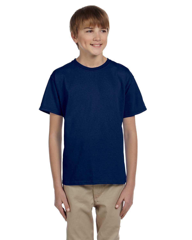 Gildan Youth Ultra Cotton® T-Shirt NAVY
