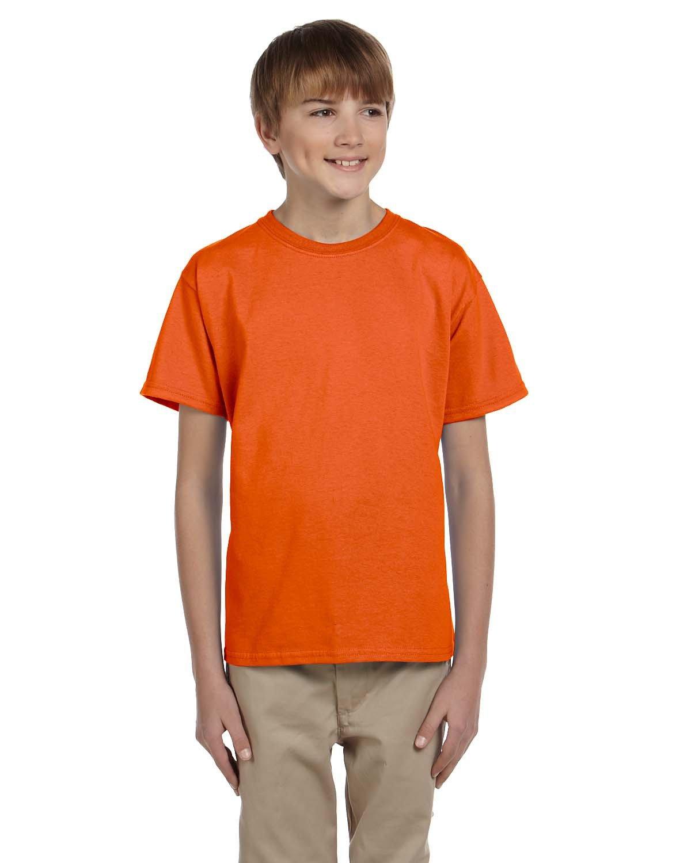 Gildan Youth Ultra Cotton® T-Shirt ORANGE