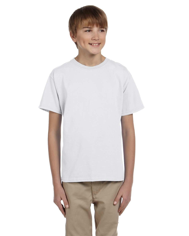 Gildan Youth Ultra Cotton® T-Shirt PREPARED FOR DYE