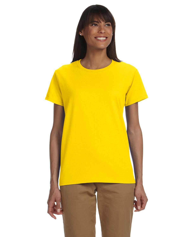 Gildan Ladies' Ultra Cotton® T-Shirt DAISY