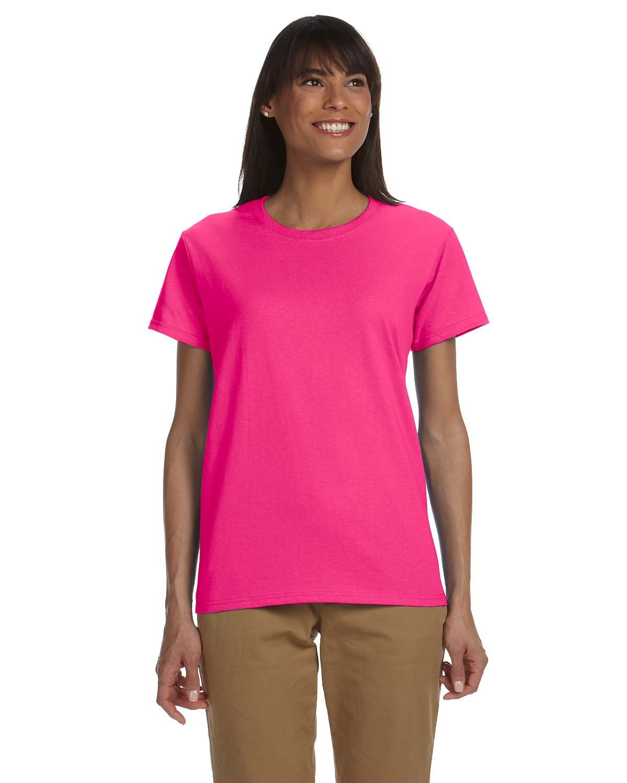 Gildan Ladies' Ultra Cotton® T-Shirt HELICONIA