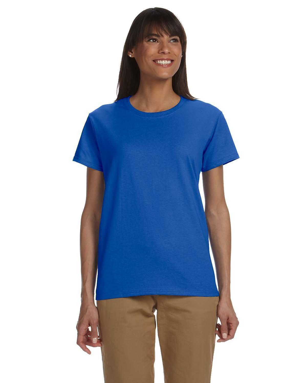 Gildan Ladies' Ultra Cotton® T-Shirt ROYAL