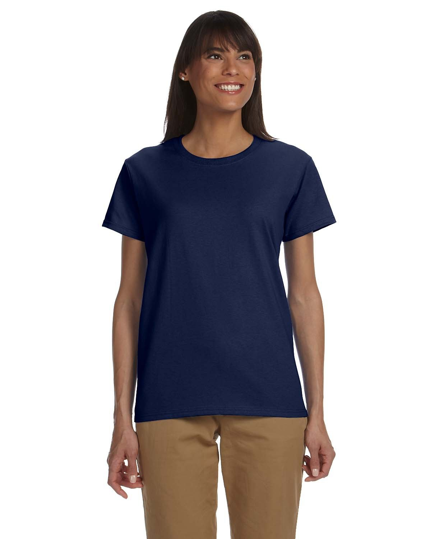Gildan Ladies' Ultra Cotton® T-Shirt NAVY
