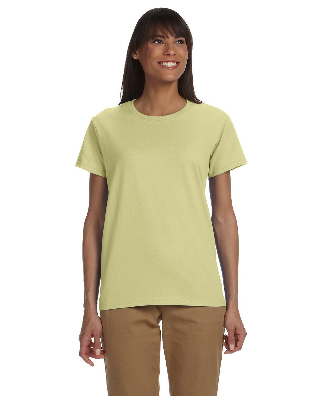 Gildan Ladies' Ultra Cotton® T-Shirt PISTACHIO
