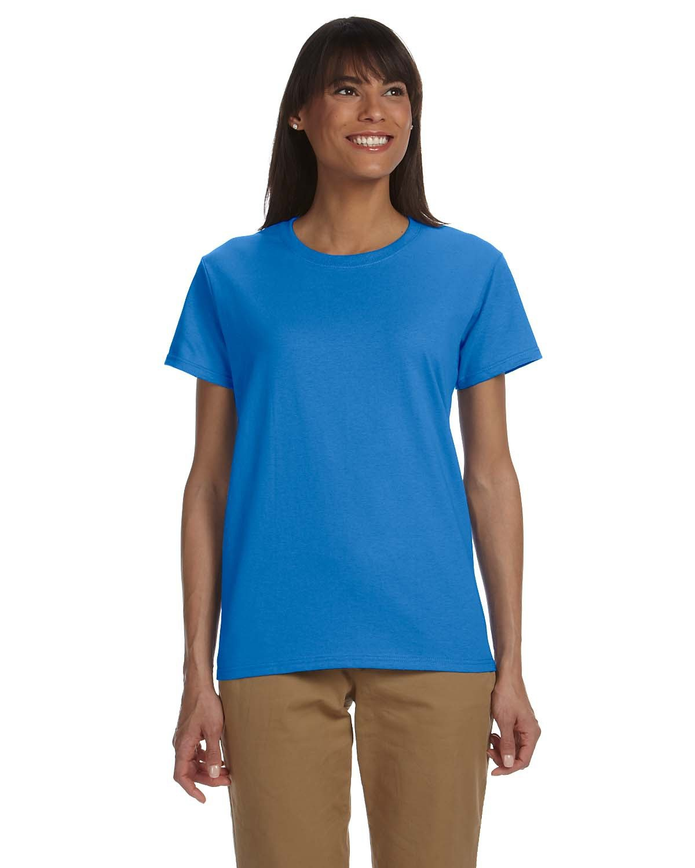 Gildan Ladies' Ultra Cotton® T-Shirt IRIS