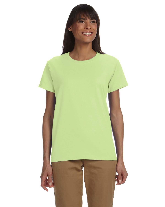 Gildan Ladies' Ultra Cotton® T-Shirt MINT GREEN