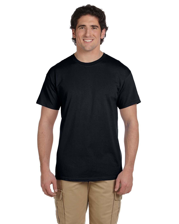 Gildan Adult Ultra Cotton® Tall T-Shirt BLACK