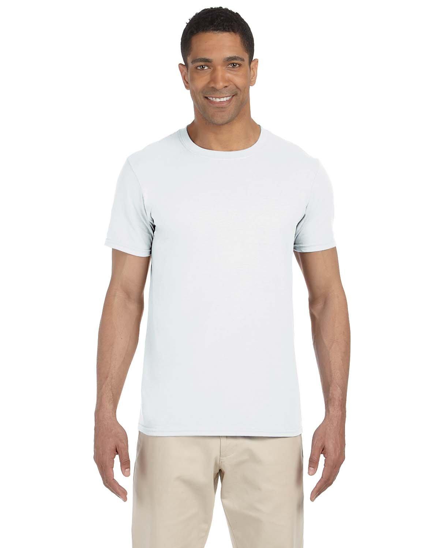 Gildan Adult Softstyle® T-Shirt WHITE