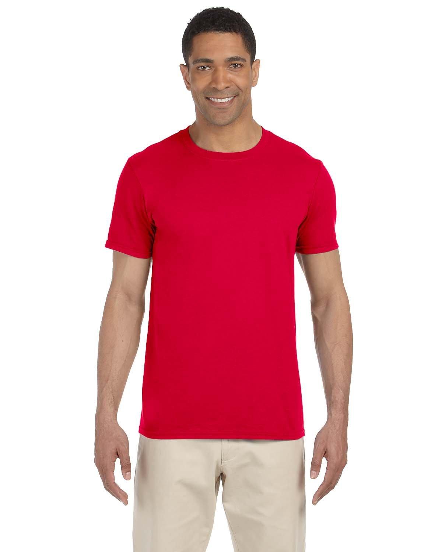 Gildan Adult Softstyle® T-Shirt CHERRY RED