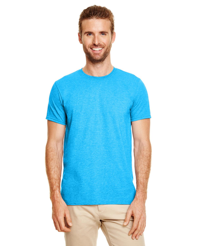 Gildan Adult Softstyle® T-Shirt HEATHER SAPPHIRE