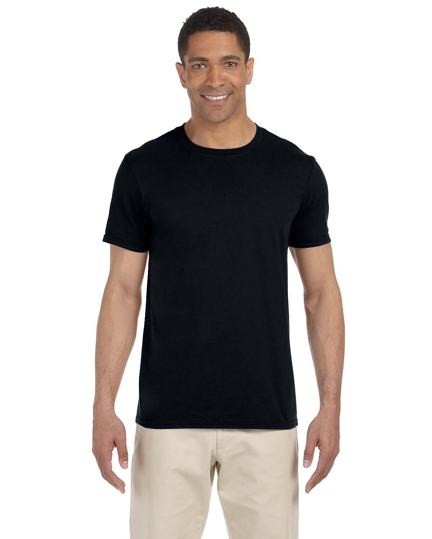 Gildan Adult Softstyle® T-Shirt BLACK