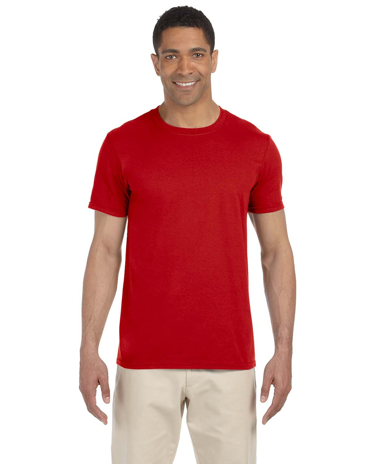 Gildan Adult Softstyle® T-Shirt RED