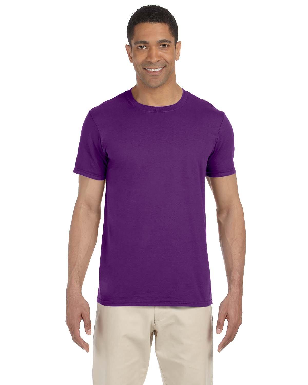 Gildan Adult Softstyle® T-Shirt PURPLE