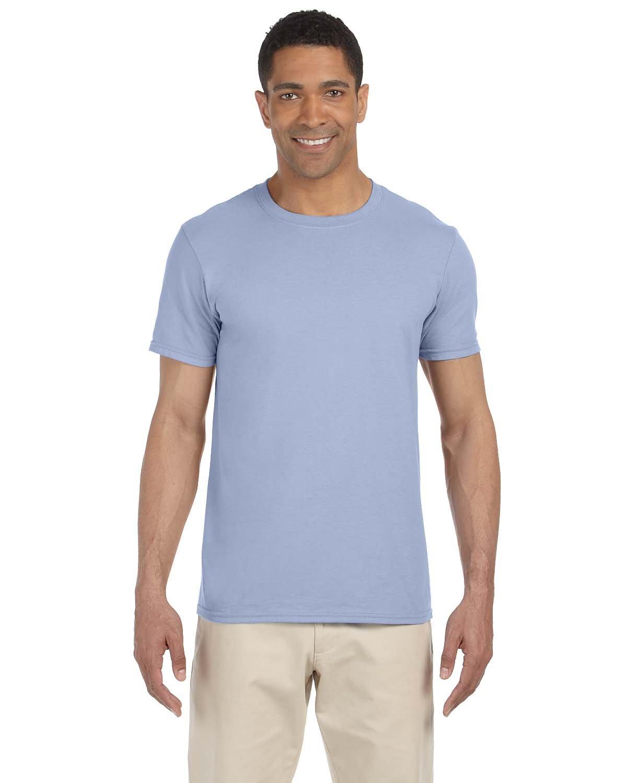 Gildan Adult Softstyle® T-Shirt LIGHT BLUE