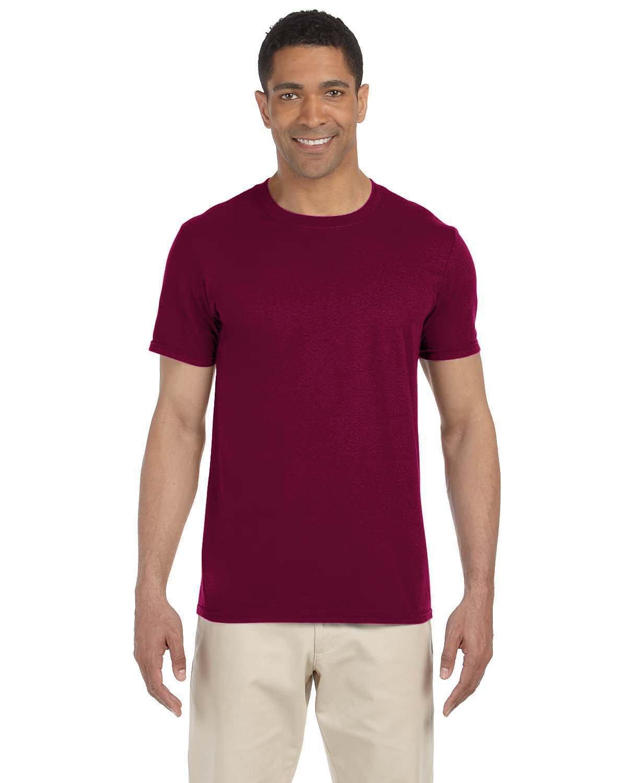 Gildan Adult Softstyle® T-Shirt MAROON