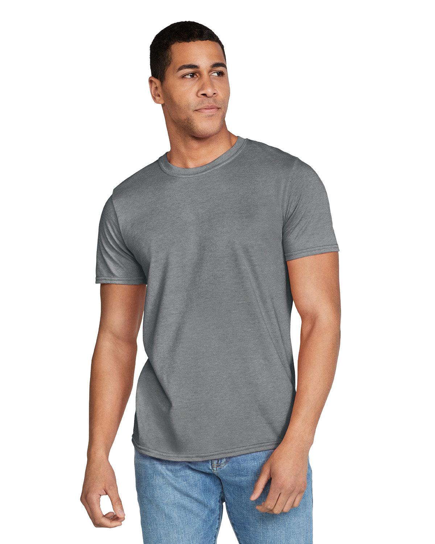 Gildan Adult Softstyle® T-Shirt GRAPHITE HEATHER