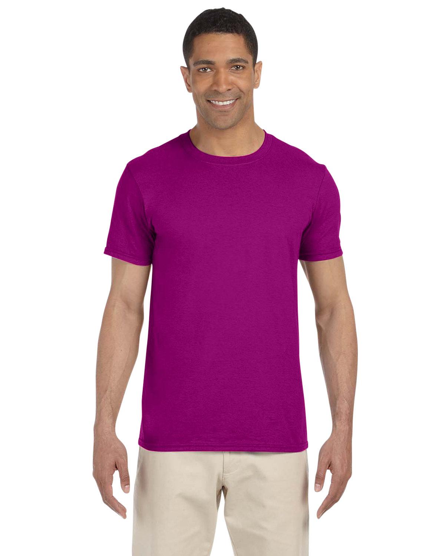 Gildan Adult Softstyle® T-Shirt ANTIQ HELICONIA