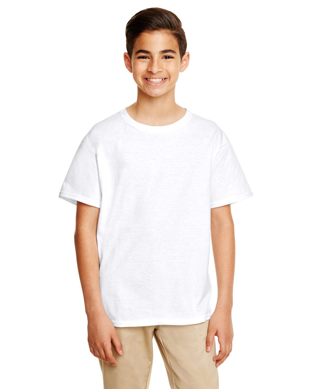 Gildan Youth Softstyle® T-Shirt WHITE