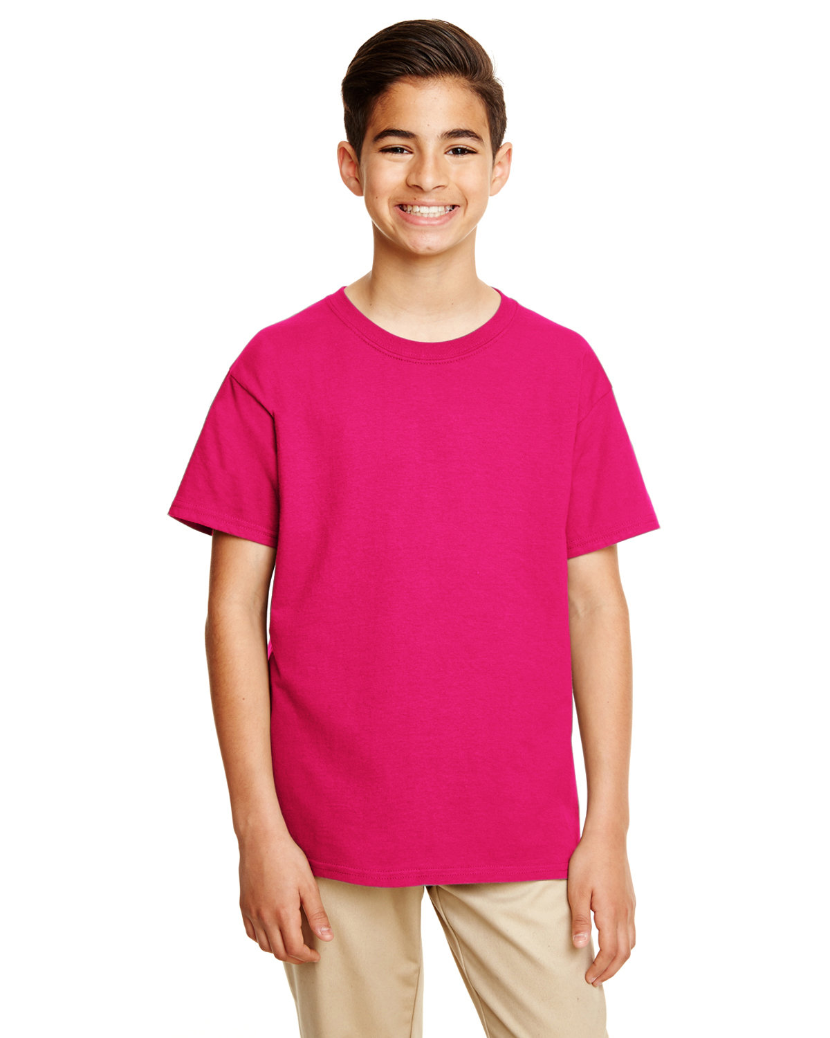 Gildan Youth Softstyle® T-Shirt HELICONIA