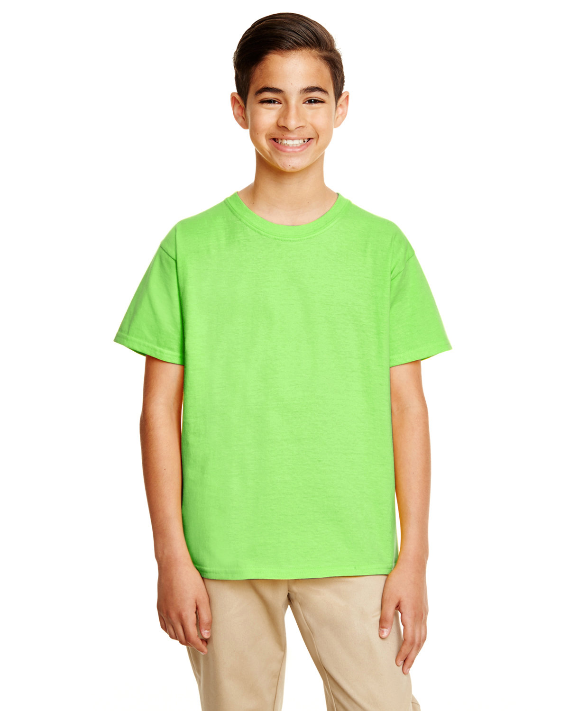 Gildan Youth Softstyle® T-Shirt LIME