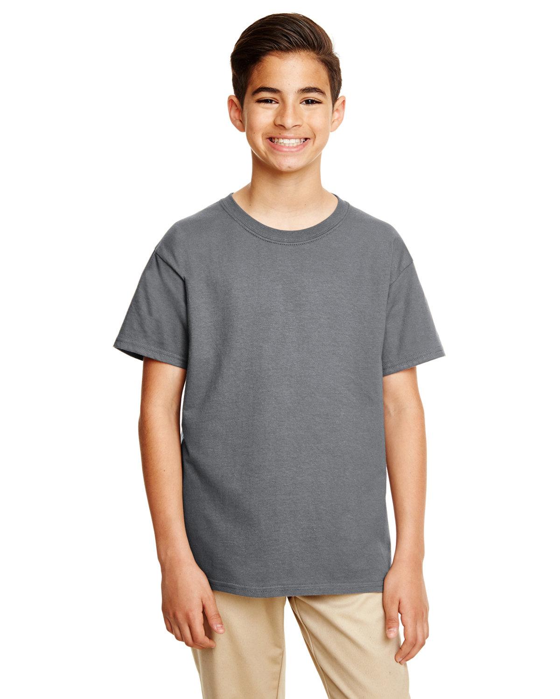 Gildan Youth Softstyle® T-Shirt CHARCOAL