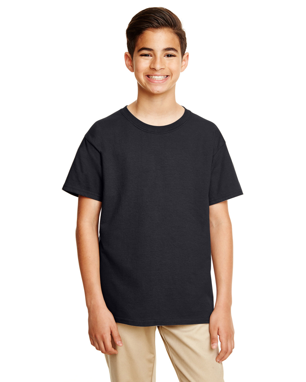 Gildan Youth Softstyle® T-Shirt BLACK