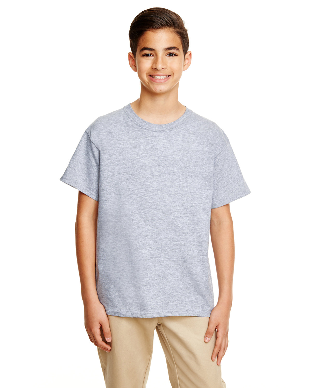 Gildan Youth Softstyle® T-Shirt RS SPORT GREY
