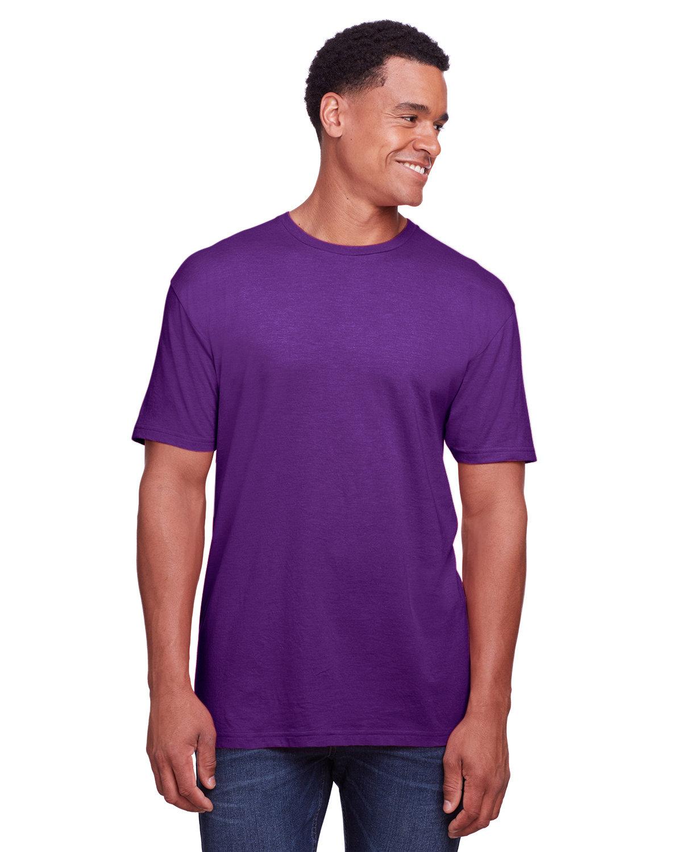 Gildan Men's Softstyle CVC T-Shirt AMETHYST
