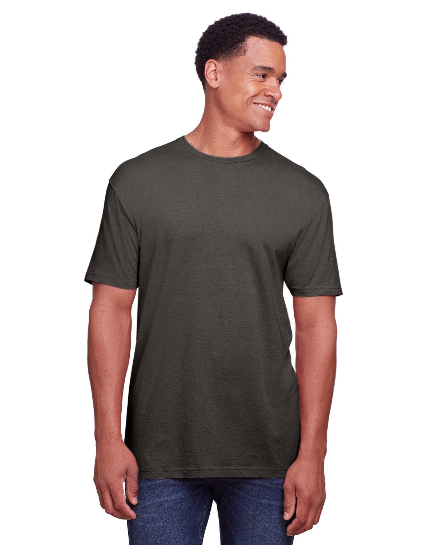 Gildan Men's Softstyle CVC T-Shirt GUNMETAL