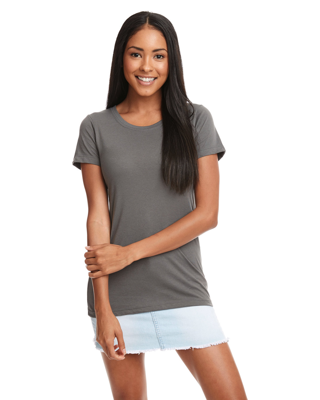 Next Level Ladies' Ideal T-Shirt WARM GRAY