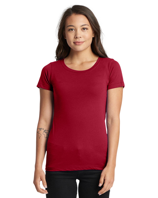 Next Level Ladies' Ideal T-Shirt CARDINAL
