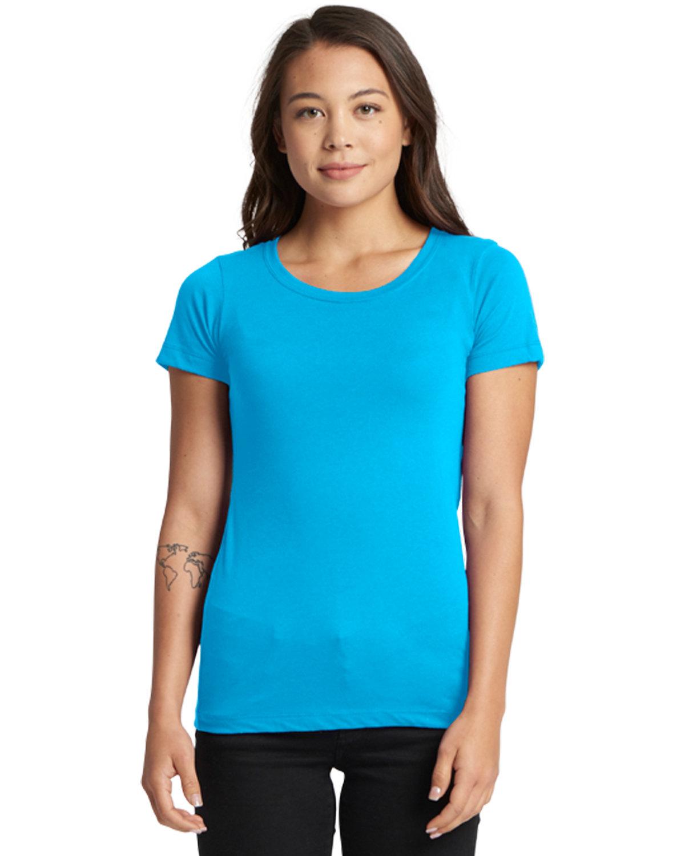 Next Level Ladies' Ideal T-Shirt TURQUOISE