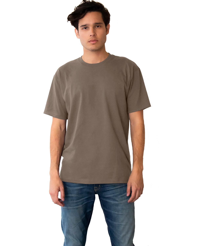 Next Level Unisex Ideal Heavyweight Cotton Crewneck T-Shirt WARM GRAY
