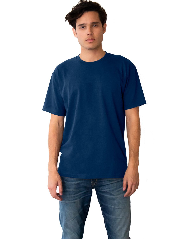 Next Level Unisex Ideal Heavyweight Cotton Crewneck T-Shirt COOL BLUE